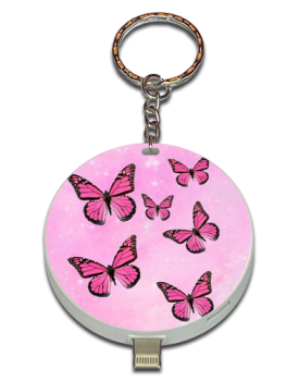 Pink Butterfly UPLUG
