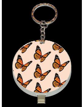 Orange Butterflies UPLUG
