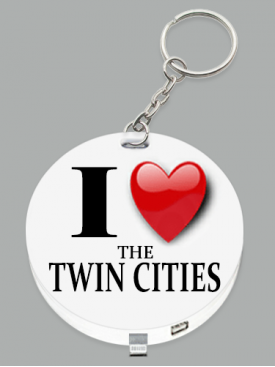 I Heart The Twin Cities UPLUG
