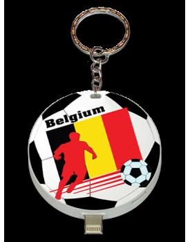 Belgium Soccer UPLUG