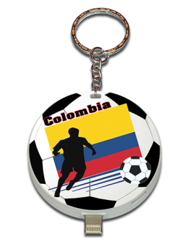 Colombia Soccer UPLUG