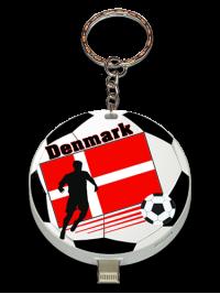 Denmark Soccer UPLUG
