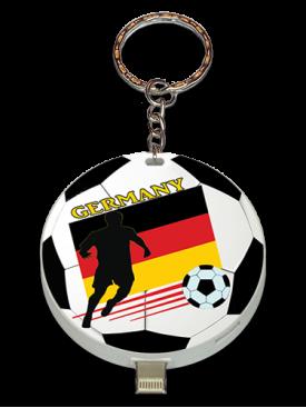 Germany Soccer UPLUG