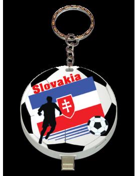 Slovakia Soccer UPLUG