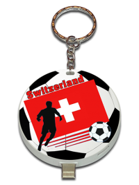 Switzerland Soccer UPLUG